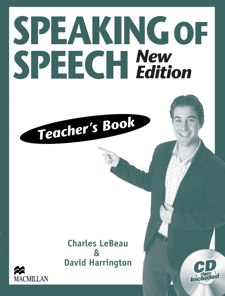 Speaking of Speech New Edition Teacher's Book Pack
