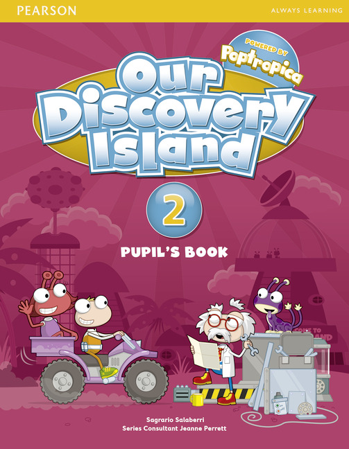 Our Discovery Island 2 Pupil's Book plus pin code