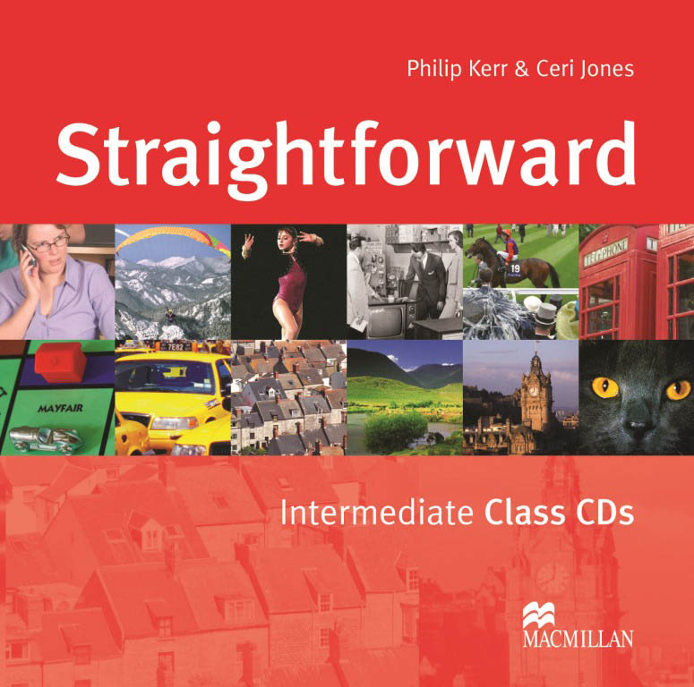 Straightforward Intermediate Class CDx2