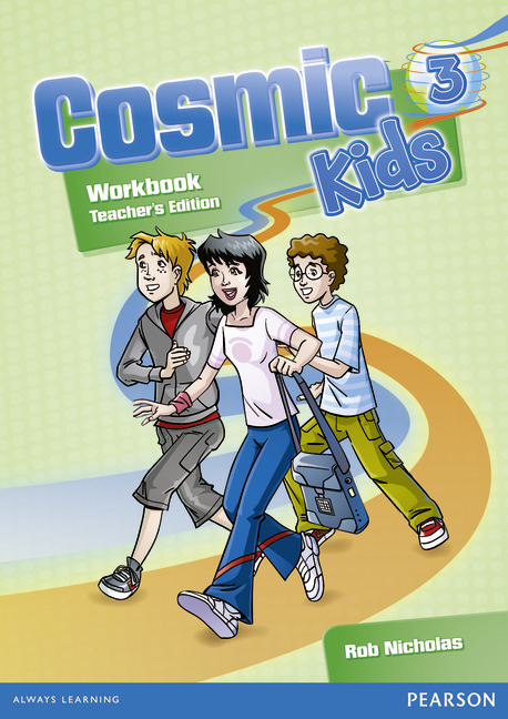 Cosmic Kids 3 Workbook Teacher's Edition