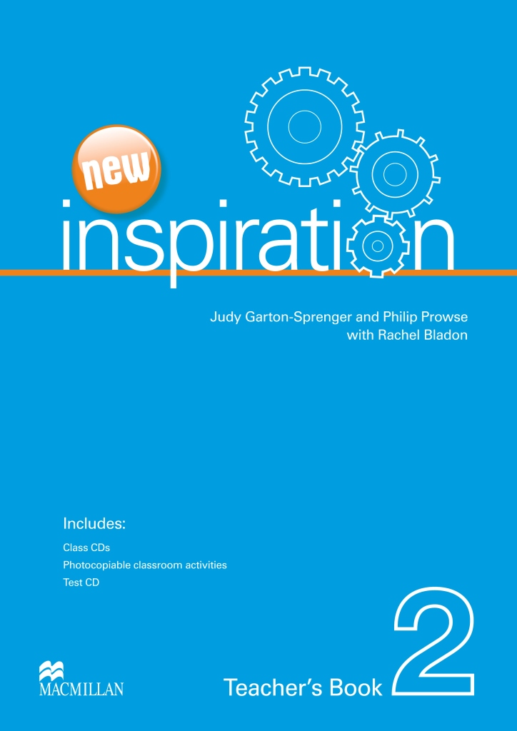 Inspiration 2 Teachers Guide