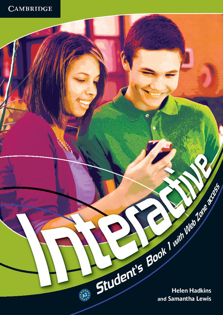 Interactive Level 1 Student's Book with Web Zone Access