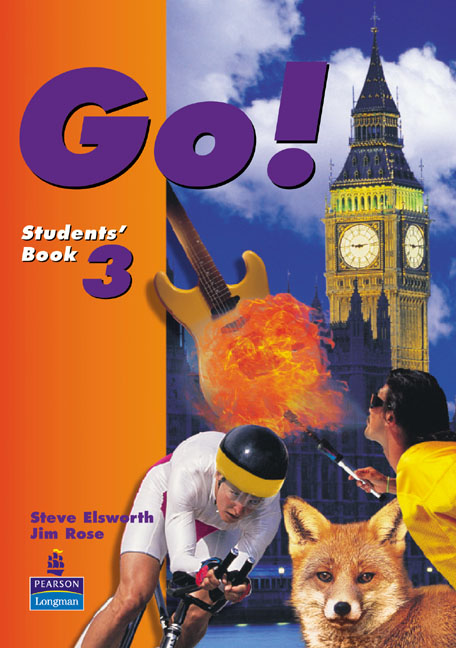 Go! 3 Students' Book