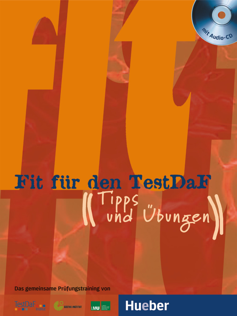 Fit fur den TestDaF Paket Ubungsbuch Losungsheft mit 2 Audio-CDs