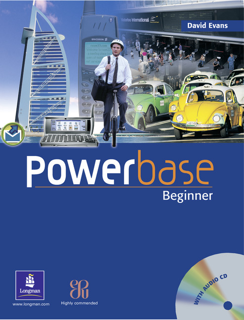 Powerbase Beginner Coursebook and Class CD Pack