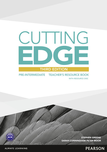 Cutting Edge 3Ed Pre-Intermediate Teacher's Book and Teacher's Resource Disk Pack