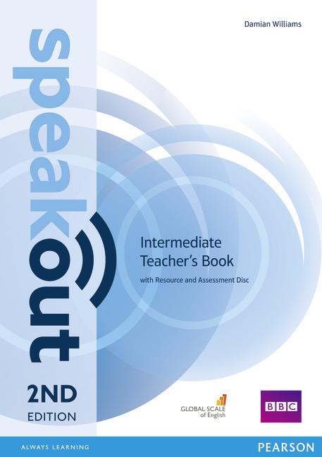 Speakout 2ed Intermediate Teacher's Guide with Resource and Assessment Disc Pack