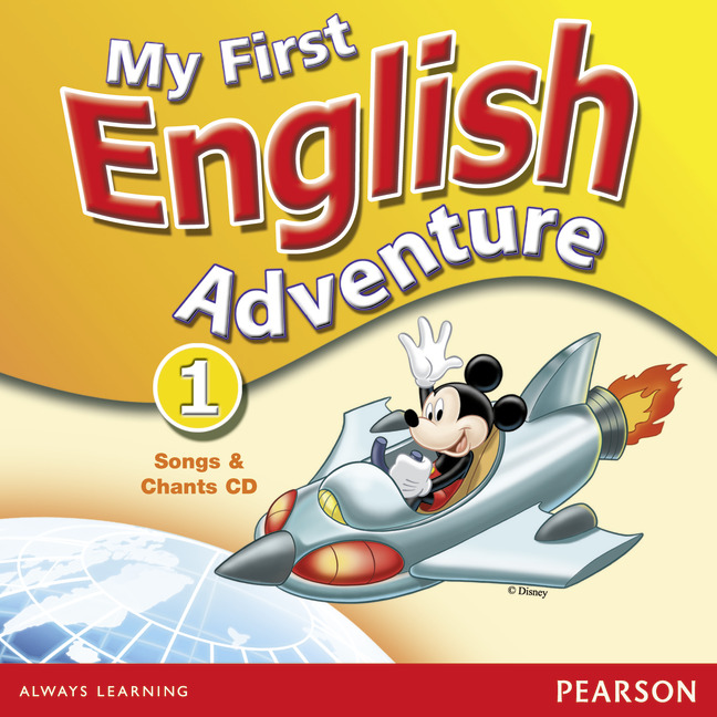 My First English Adventure 1 Songs CD