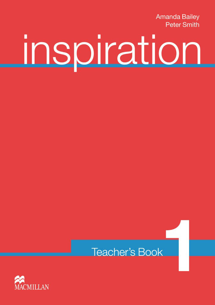 Inspiration 1 Teachers Guide