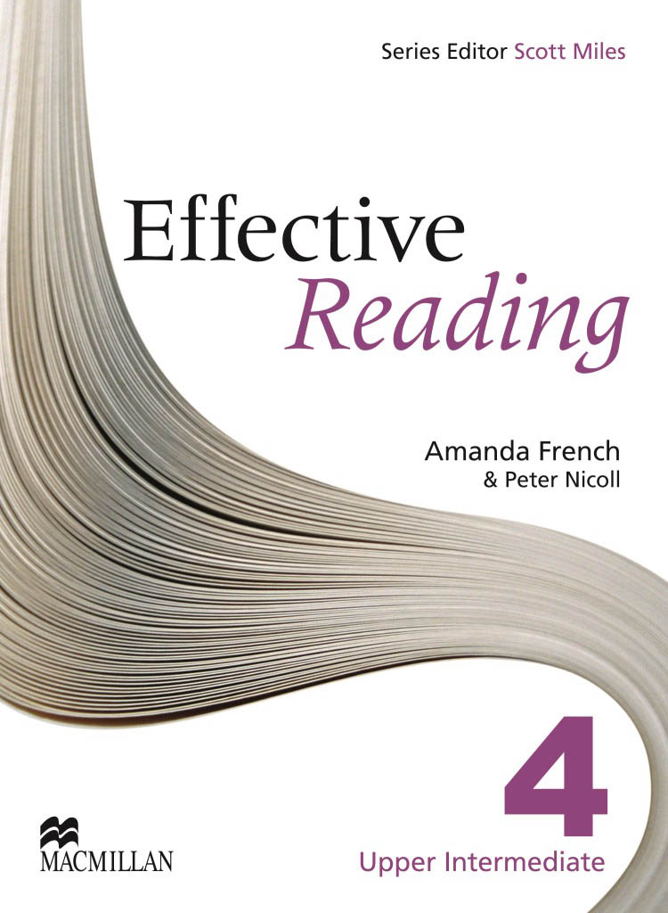 Effective Reading Upper Intermediate Student's Book