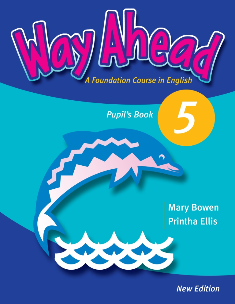 Way Ahead Revised 5 Pupil's Book & CD Rom Pack