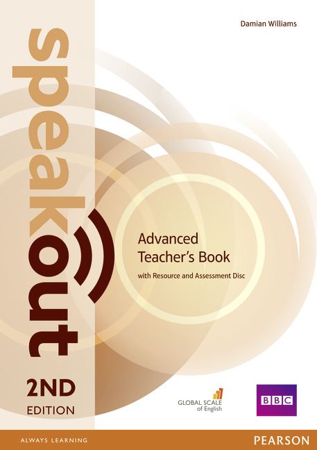 Speakout 2ed Advanced Teacher's Guide with Resource and Assessment Disc Pack