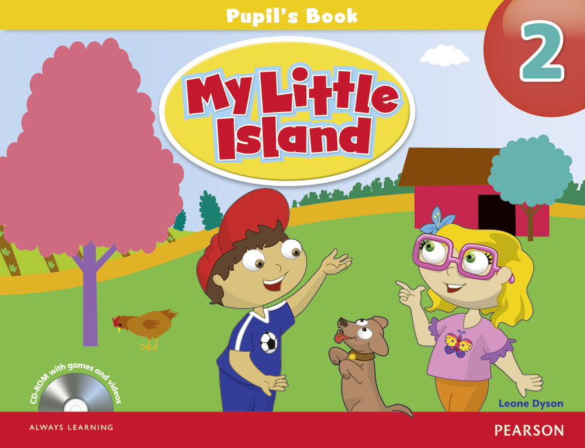 My Little Island 2 Student's Book and CD-ROM Pack