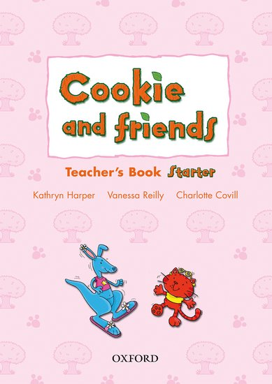 Cookie and Friends Starter T's Book
