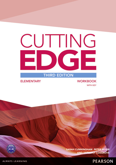 Cutting Edge 3Ed Elementary Workbook with Key