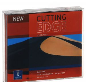 New Cutting Edge Element Class CD local