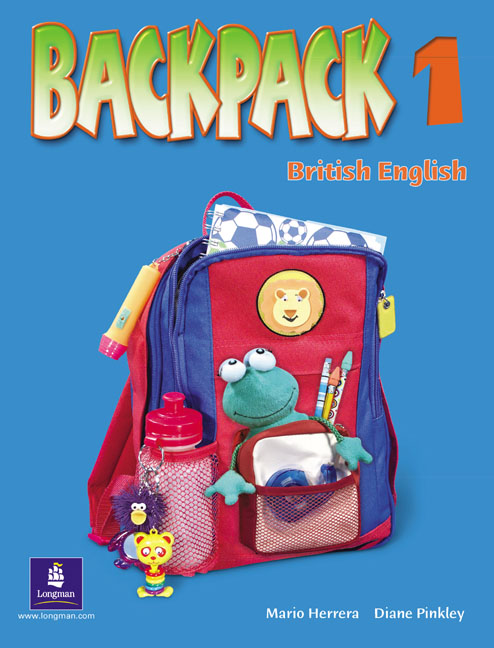 Backpack 1 Student's Book