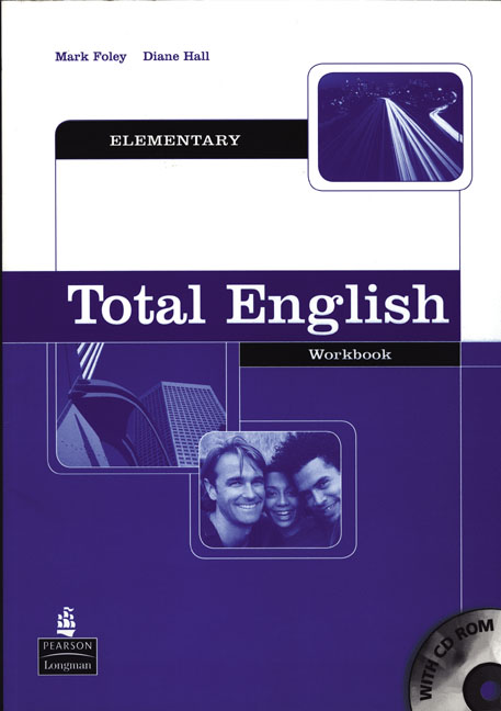 Total English Elementary Workbook without key and CD-ROM Pack
