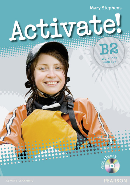 Activate! B2 Workbook with Key and CD-ROM Pack