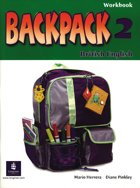 Backpack 2 Workbook