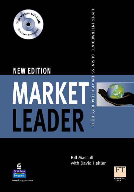 Market Leader New Edition Upper Intermediate Teacher's Book and Test Master CD-ROM Pack
