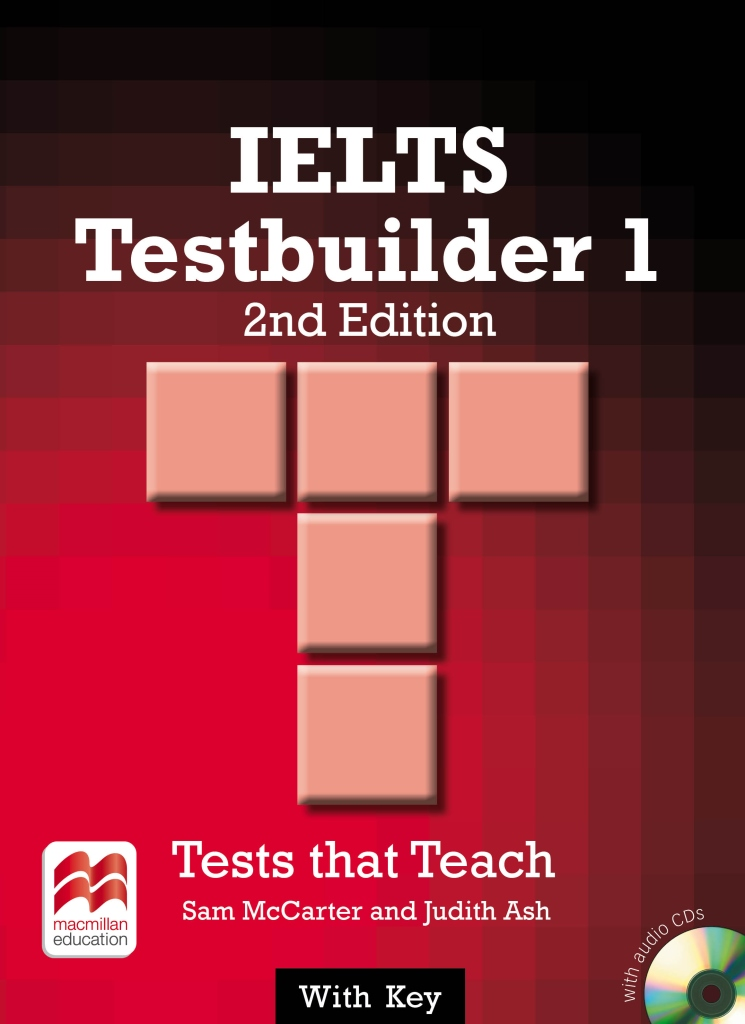 IELTS 1 Testbuilder 2ed Student's Book with key Pack