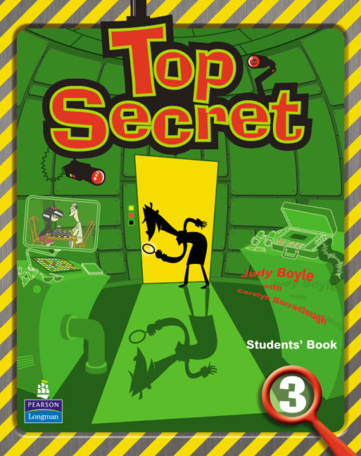 Top Secret 3 Students' Book