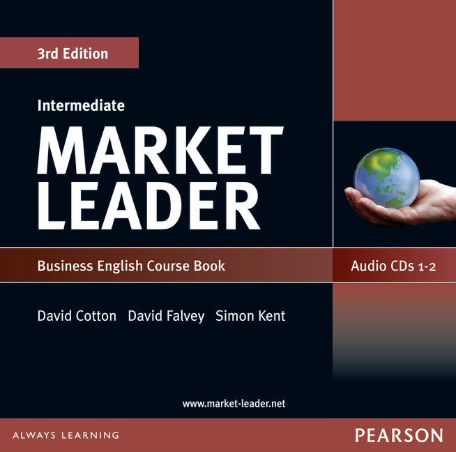 Market Leader 3ed Intermediate Coursebook Audio CD (2)