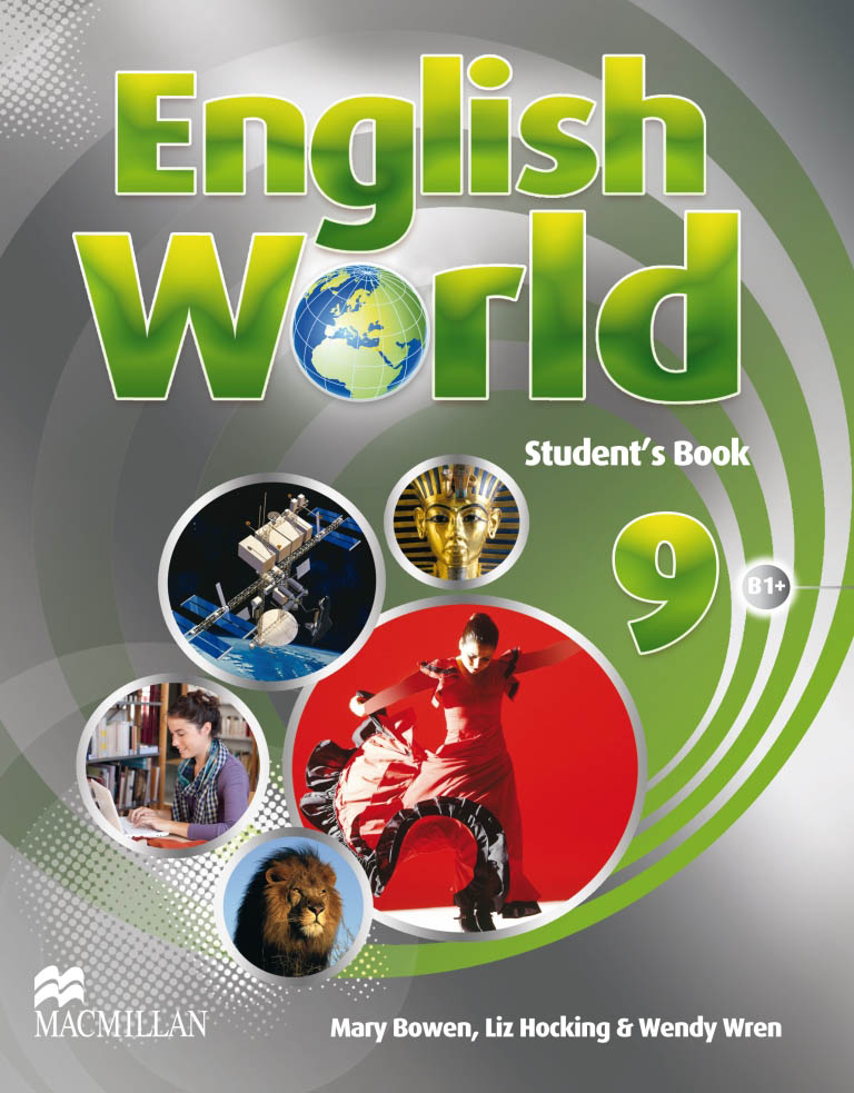 English World 9 Student's Book
