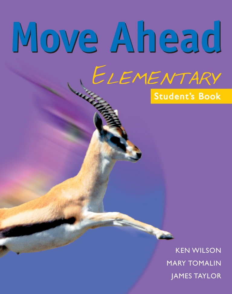 Move Ahead Elementary Student's Book