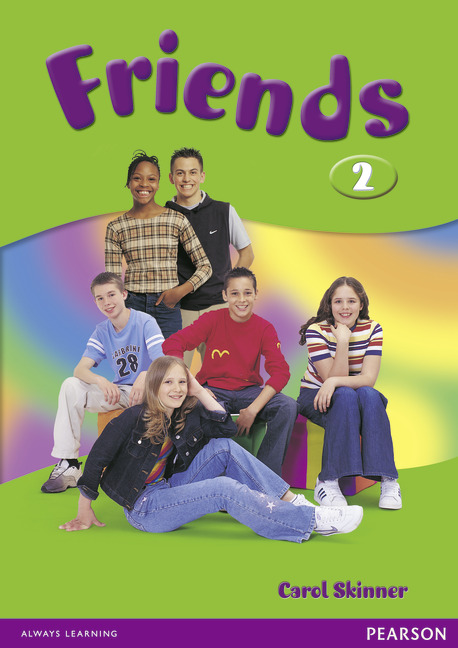 Friends 2 Students' Book