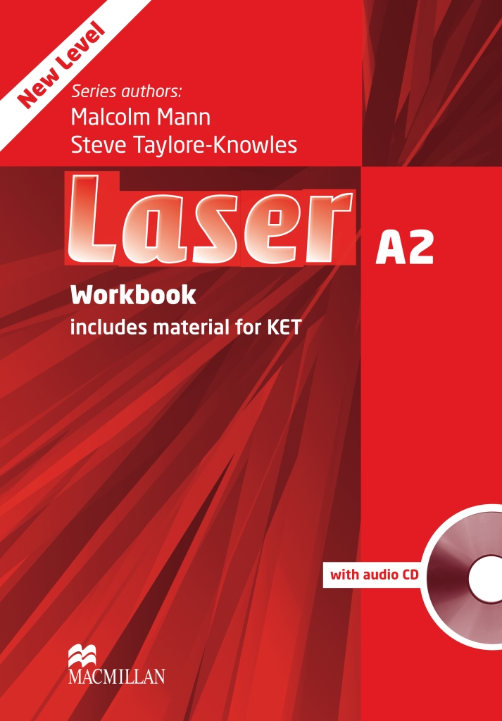 Laser 3ed A2 Workbook without key Pack