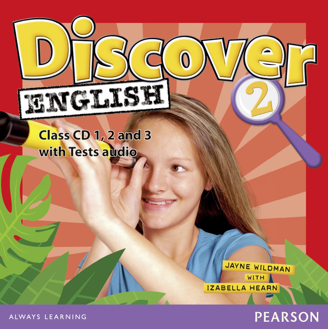 Discover English 2 Class Cd local