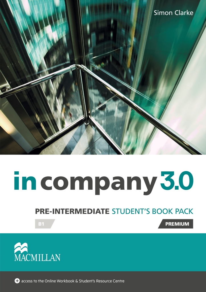 In Company 3.0 pre-interm SBk Digital Pack