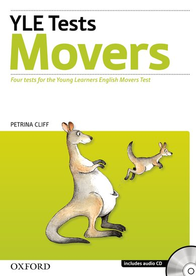 Cambridge Young Learners English Tests Movers Student's Pack