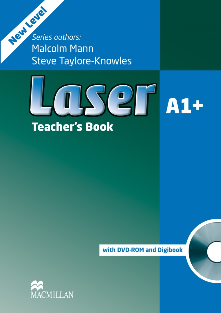 Laser 3ed A1+ Teacher's Book Pack