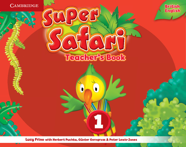 Super Safari Level 1 Teacher's Book