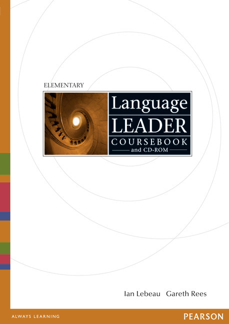Language Leader Elementary Coursebook and CD-ROM with MyLab Access Card Pack (compound)