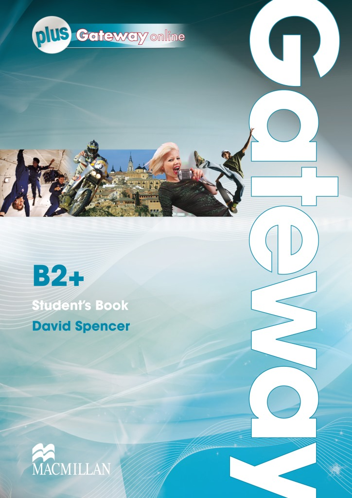 Gateway B2+ Student Book and Webcode