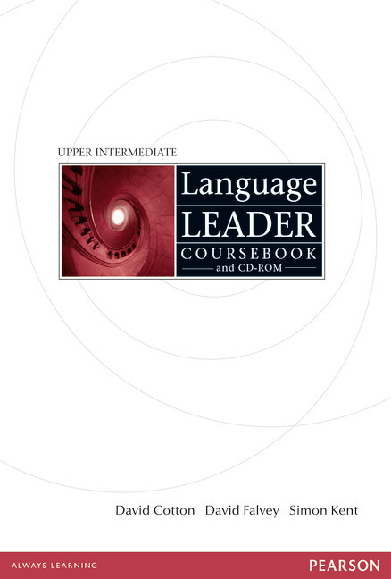 Language Leader Upper Intermediate Coursebook and CD-ROM with MyLab Access Card Pack (compound)