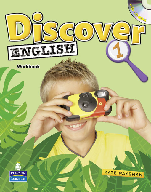 Discover English 1 Workbook and CD-ROM Pack