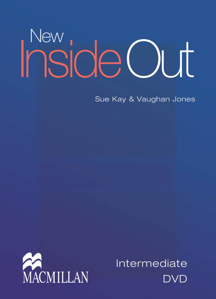 Inside Out Intermediate DVD New Edition