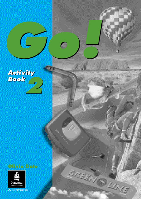 Go! 2 Activity Book