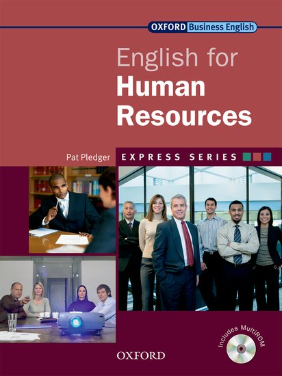 Express Series English for Human Resources