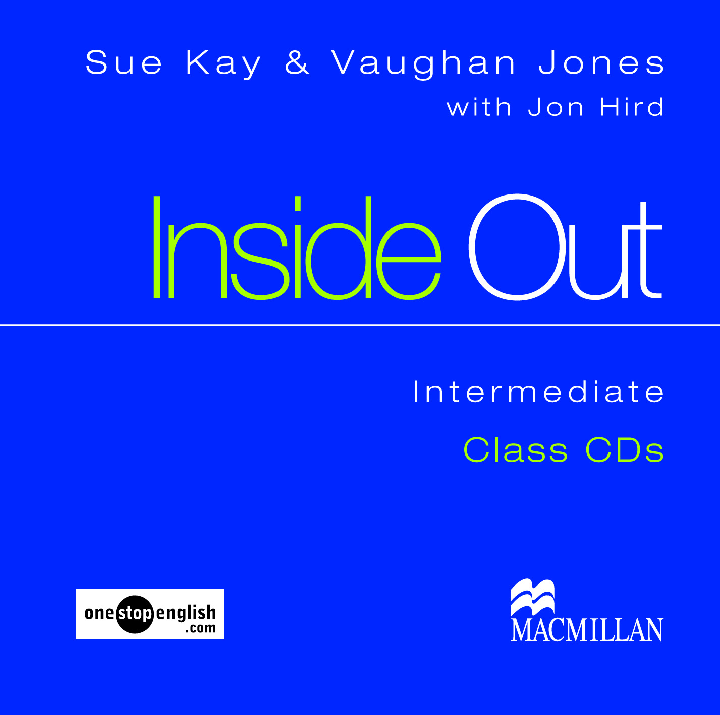 Inside Out Intermediate CD к учебнику