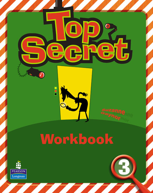 Top Secret 3 Workbook