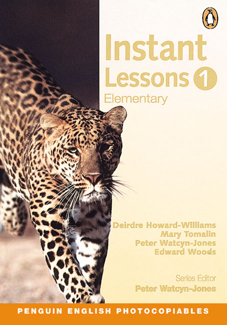 Instant Lessons 1 Elementary