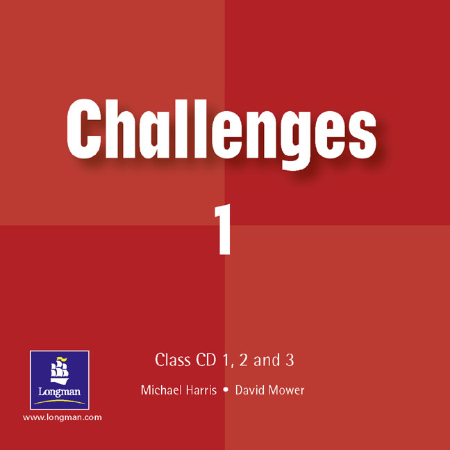 Challenges 1 Class CD 1 1-3