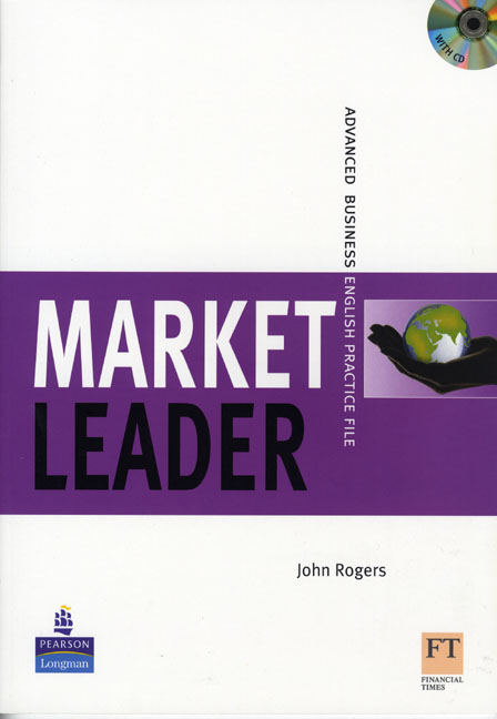 Market Leader Advanced Practice File Book and CD Pack New Edition